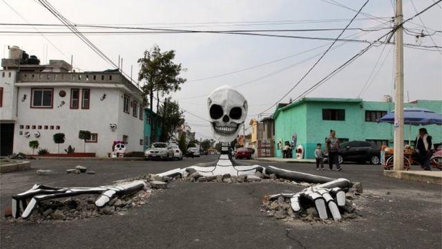 망자의 날은 할로윈 데이와 유사한 역사와 문화성을 지닌 멕시코의 기념일이다
