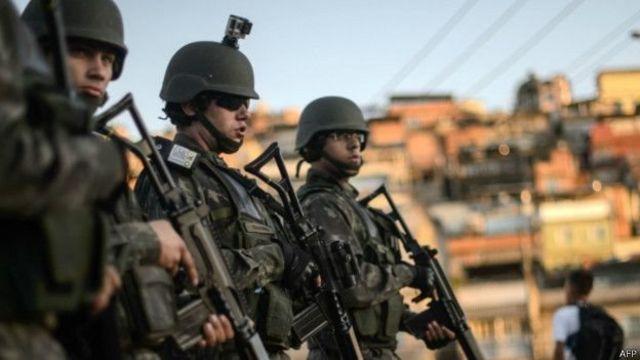 Exercito - AFP