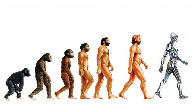 從猿到AI