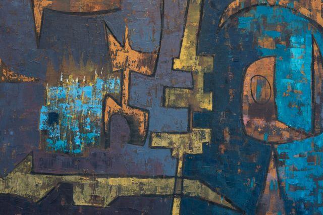 Luchita Hurtado: I Live I Die I will Be Reborn (Instalación 23 mayo – 20 octubre 2019, Serpentine Galleries) © 2019 Luchita Hurtado Foto: Hugo Glendinning