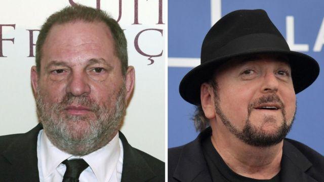 Harvey Weinstein y James Toback