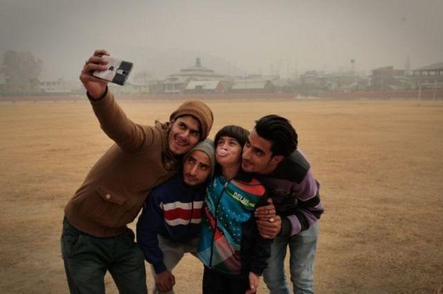 कश्मीर की किकबॉक्सर तजामुल इस्लाम