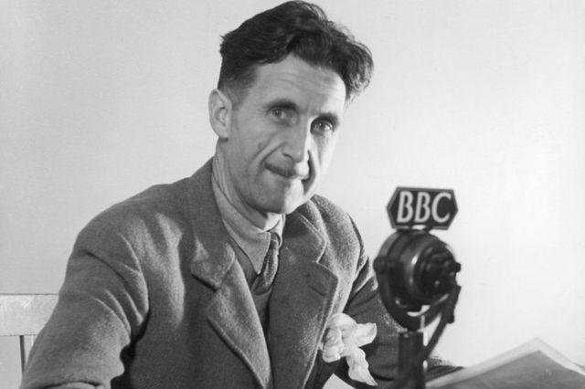 Orwell 1941 ile 1943 yılları arasında BBC'de çalıştı