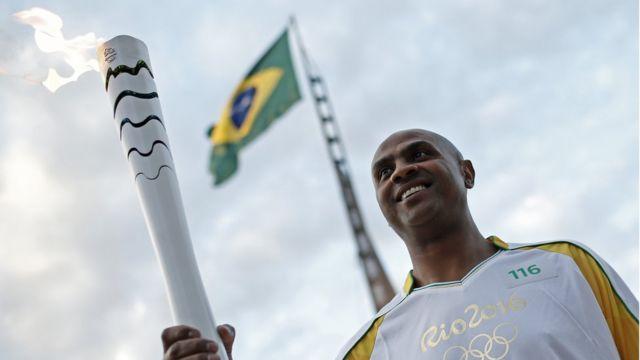 La antorcha de Río 2016