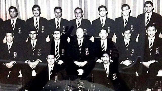 پاکستان، ہاکی، 1960، روم اولمپکس، گولڈ میڈل، ایوب خان