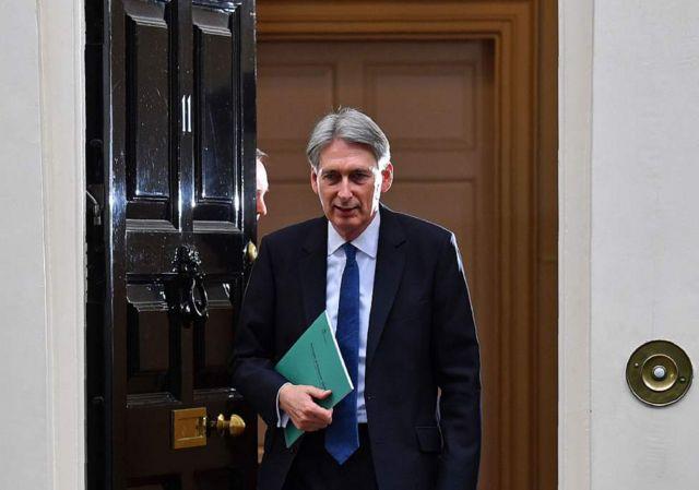 Le chancelier de l'Échiquier britannique entend renforcer les liens commerciaux avec l'Afrique du Sud