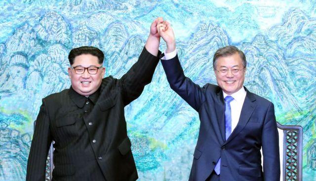 Kim dan Moon