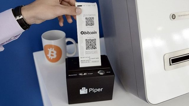 Bitcoin swings as civil war looms