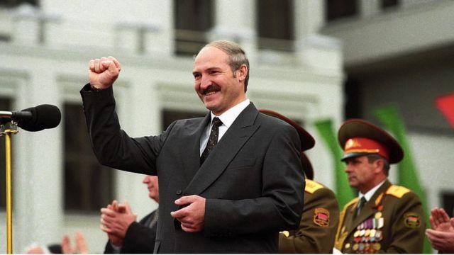 Lukaşenko.