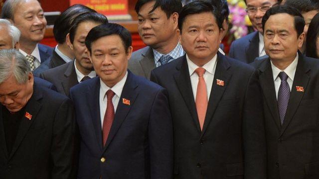 Ông Thăng từng là Ủy viên Bộ Chính trị và Bí thư Thành ủy Tp HCM.