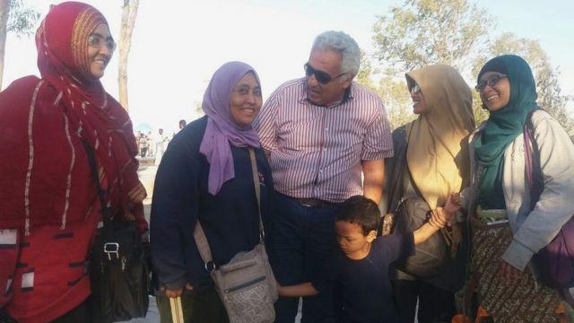 wni di kamp Suriah