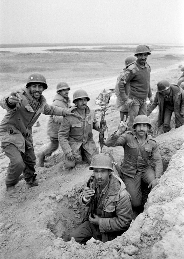 ईराक़ी सैनिक
