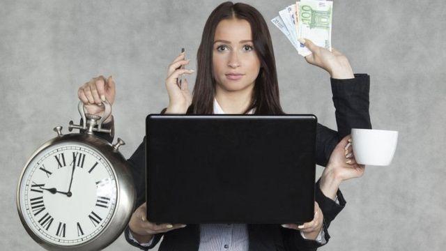 شراء الوقت أهم من شراء السلع المادية