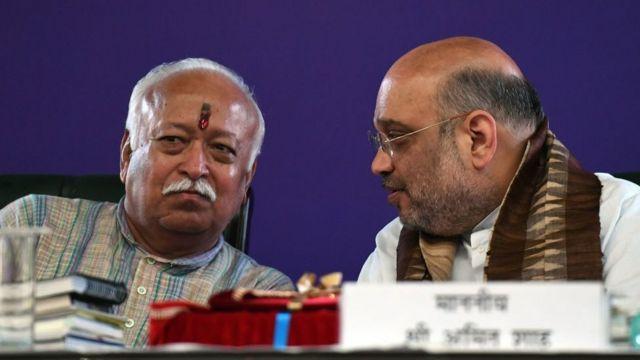 சாதி அமைப்பு: அம்பேத்கரும் ஆர்.எஸ்.எஸ்ஸும் வேறுபடுவது எவ்வாறு?