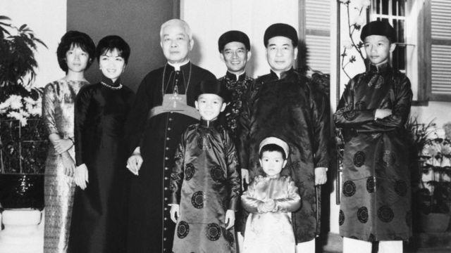 Gia đình Tổng thống Ngô Đình Diệm