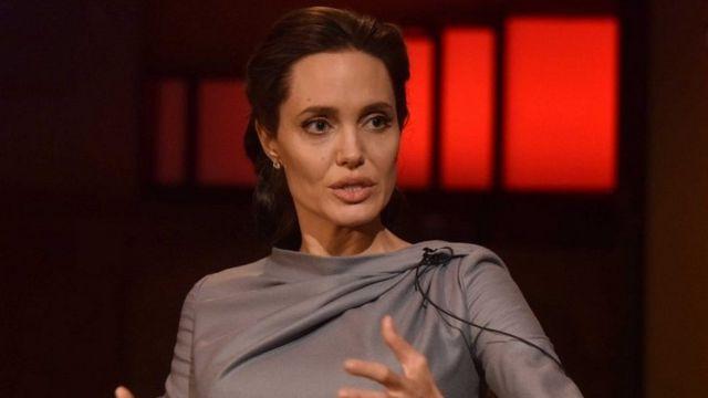 Angelina Jolie waa ergey gaar ah oo ka tirsan UNHCR