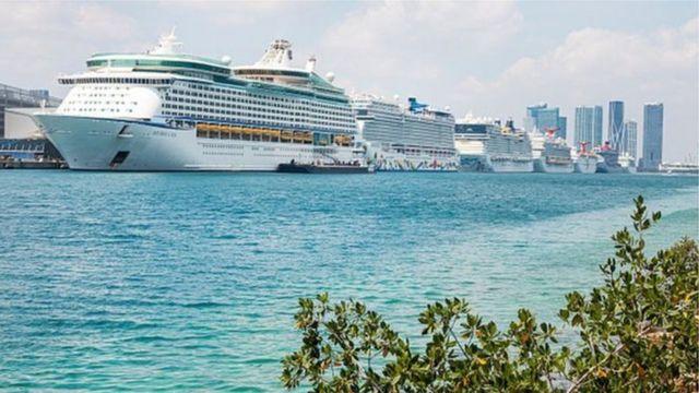 Coronavirus: la creciente desesperación de miles de trabajadores atrapados  en cruceros olvidados en puertos y en medio del océano - BBC News Mundo