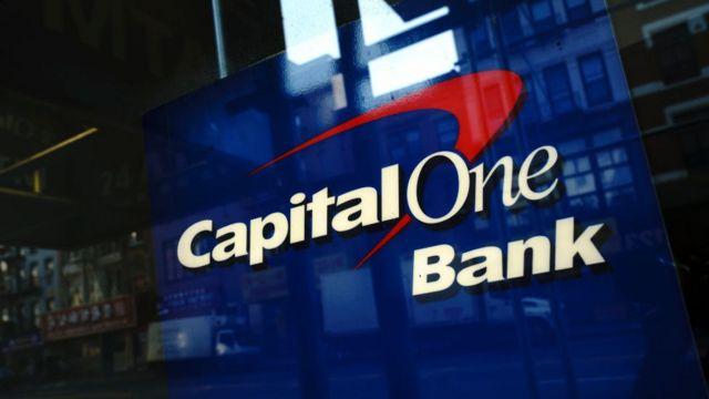 Capital One en Nueva York, Estados Unidos.