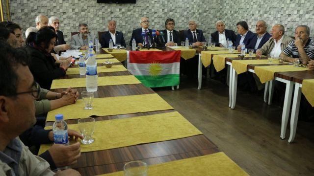 Kürdistani ittifakı
