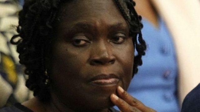 Simone Gbagbo, ex première dame de Côte d'Ivoire