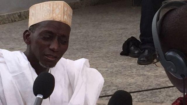 Mustapha Ibrahim Chinade