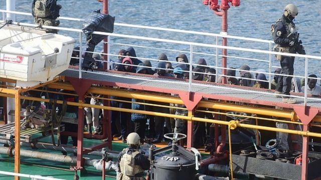 Migrant ship hijacking: Three teenagers charged in Malta