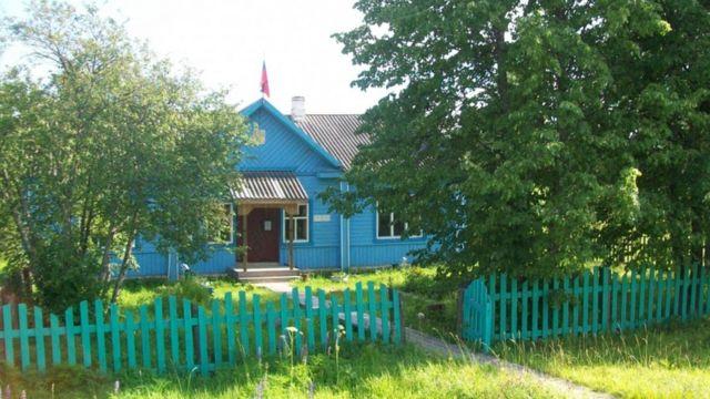 Povalikhino council building