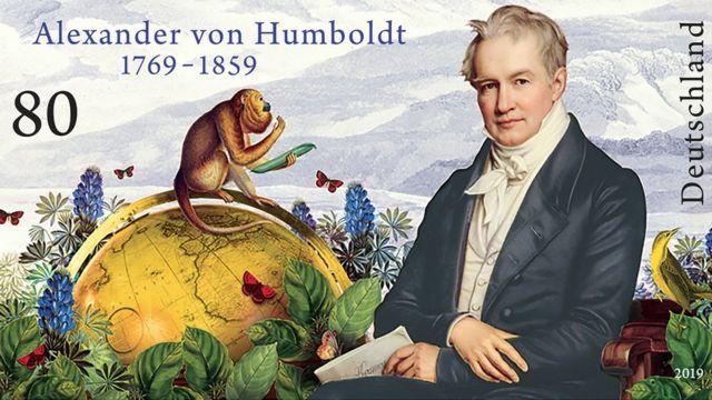 "Por qué se dice que Alexander von Humboldt ""redescubrió"" América - BBC News  Mundo"