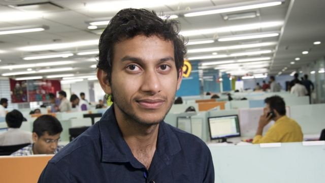 The 21-year-old building India's largest hotel network