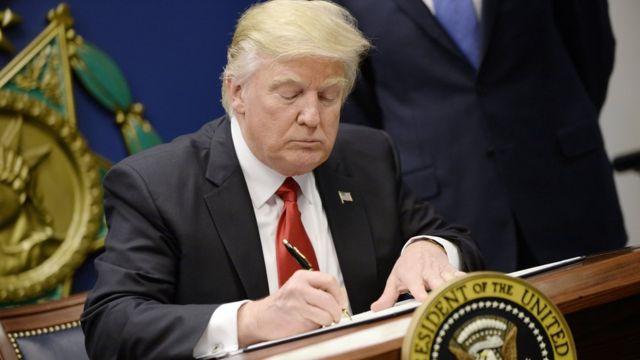 Le président américain a signé récemment un décret anti-réfugié visant les ressortissants de 7 pays musulmans