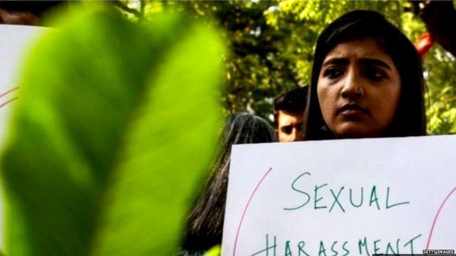 यौन उत्पीड़न