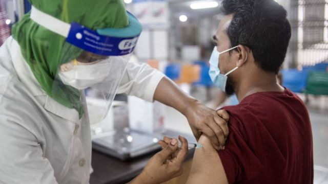 新冠疫苗:怎样才能避免浪费(photo:BBC)