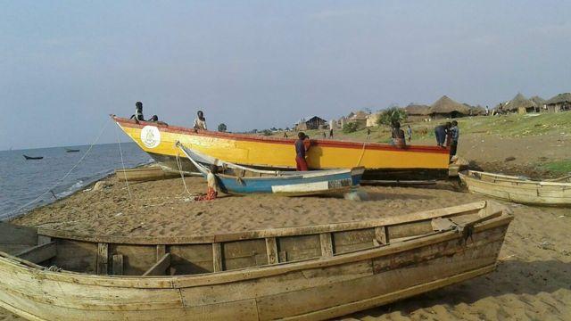 Uganda: 30 drown after boat carrying football team capsizes on Lake Albert