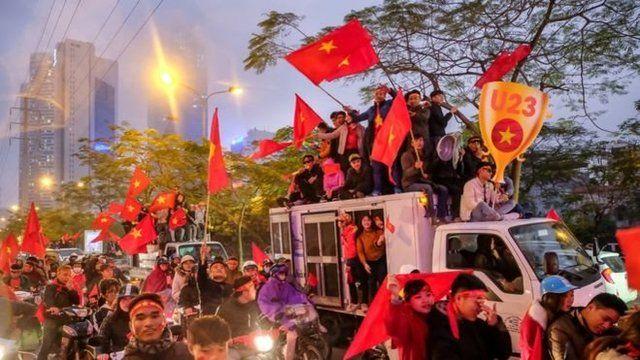 Huy chương bạc của U23 Việt Nam ở giải châu Á khiến Việt Nam nức lòng
