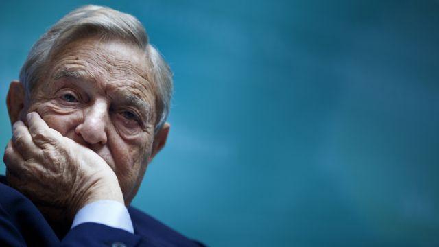 George Soros em 2011