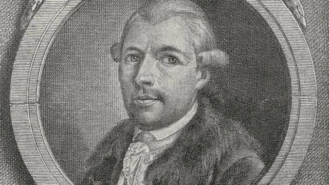 Johann Adam Weishaupt (1748-1830), German philosopher, founder of the Order of the Illuminati Secret Society