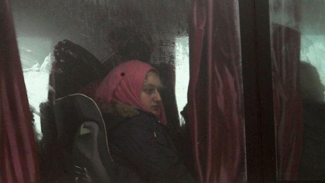 эвакуация в сирии