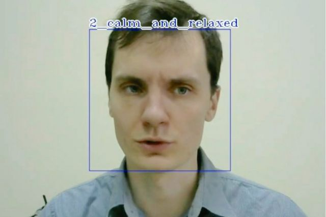 WeSee's emotion detection tech in action