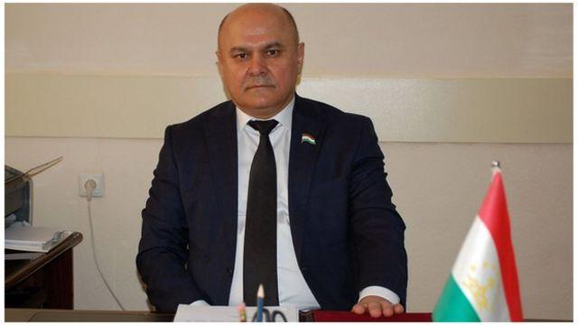 رستم لطیفزاده، رئیس حزب کشاورزی تاجیکستان