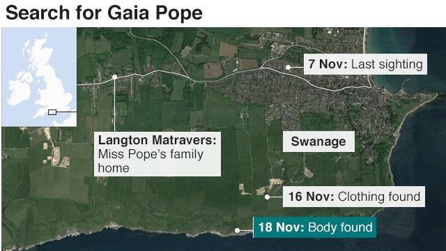 Gaia Pope