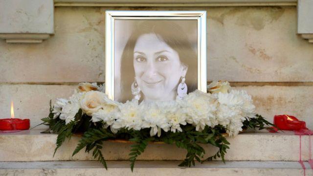 Вбивство журналістки шокувало Мальту