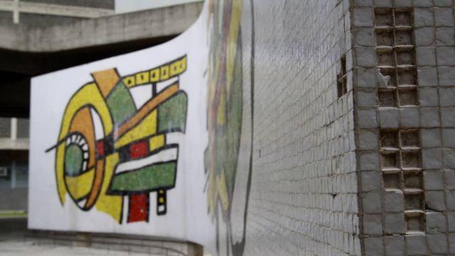 Mural de Fernand Léger