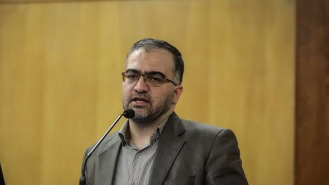 جواد جاوید نیا معاون امور فضای مجازی دادستان کل ایران