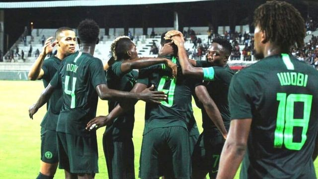 Ikọ̀ Super Eagles