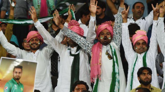 پاکستان، کرکٹ