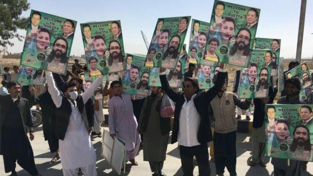 حکومت مخالف تحریک، مسلم لیگ ن