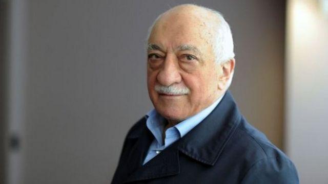 El predicador musulmán Fetullah Gülen fue acusado por el presidente turco de estar detrás del intento de golpe de Estado.