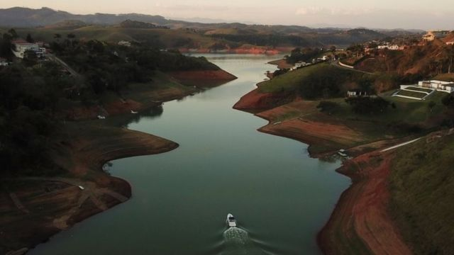 Reservatório do Cantareira
