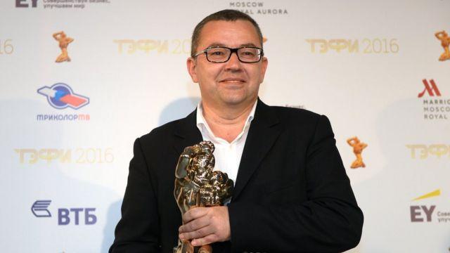Борис Крюк