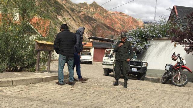 residencia de México en La Paz